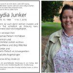 Traueranzeige-Lydia